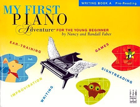Hal Leonard Hal Leonard My First Piano Adventure: Writing Book A
