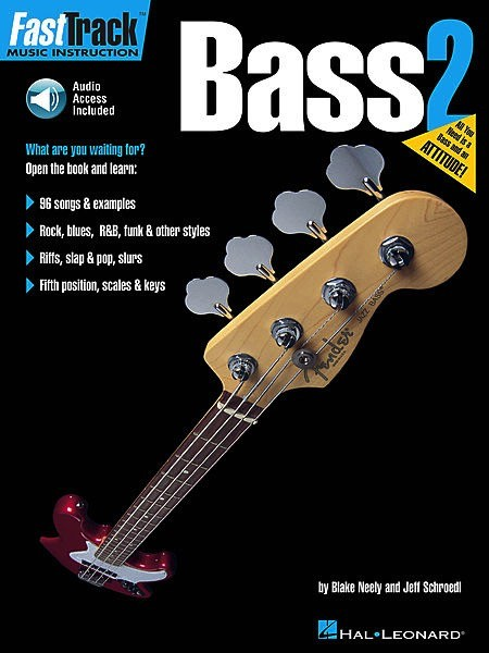 Hal Leonard Hal Leonard FastTrack Bass Method- Book 2