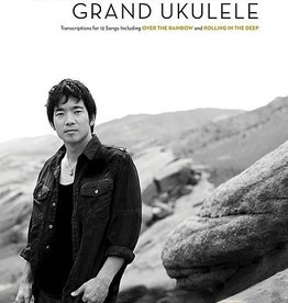 Hal Leonard *** CLEARANCE*** Hal Leonard Jake Shimabukuro – Grand Ukulele Book