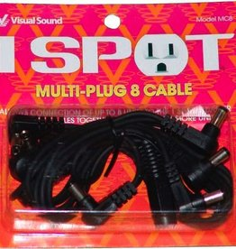 Visual Sound One Spot Multi 8 Cable Daisy Chain
