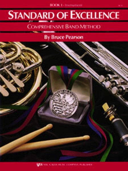 Standard of Excellence Book 1, French Horn