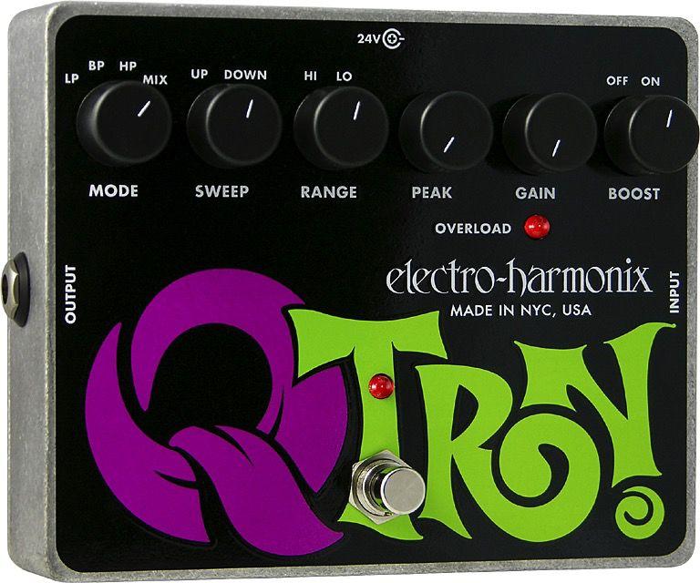 Electro Harmonix Electro Harmonix Q-tron Envelope Controlled Filter Effect Pedal