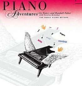 Hal Leonard Hal Leonard Piano Adventures Level 1 - Technique & Artistry Book