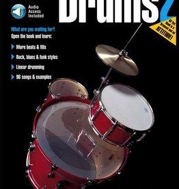Hal Leonard Hal Leonard FasTrack Drums Method- Book 2