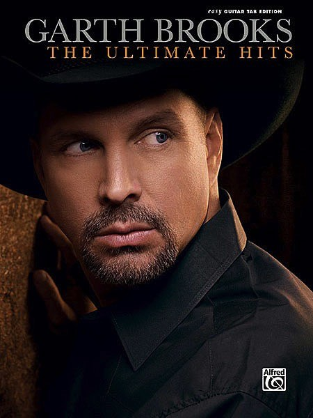 Alfred Publishing Alfred's Garth Brooks - The Ultimate Hits Guitar TAB Book