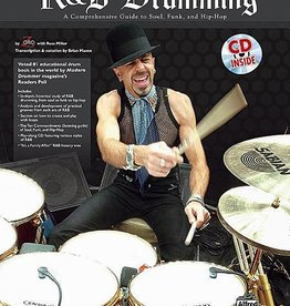 Alfred Publishing The Commandments of R&B Drumming (Book and CD)