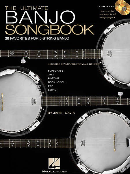 Hal Leonard Hal Leonard The Ultimate Banjo Songbook