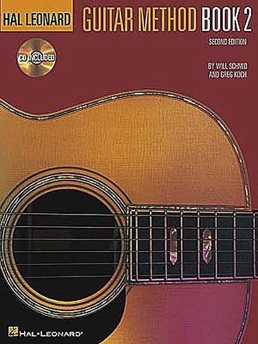 Hal Leonard Hal Leonard Guitar Method Book 2