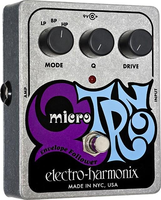 Electro Harmonix Electro Harmonix Micro Q-Tron Envelop Follower Pedal