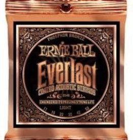 Ernie Ball Ernie Ball Everlast Coated Acoustic Strings 11-52