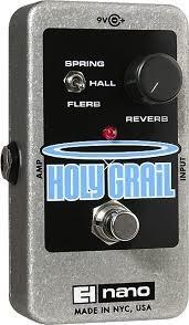 Electro Harmonix Electro-Harmonix Holy Grail Reverb Pedal