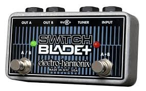 Electro Harmonix Electro Harmonix Switchblade+ Advanced Chanel Selector