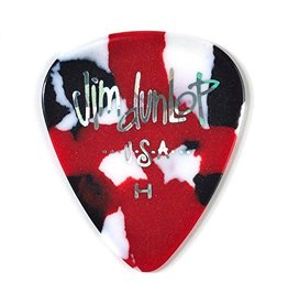Dunlop Dunlop Celluloid Guitar Picks, Heavy — 12-Pack