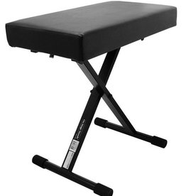 On Stage On Stage - KT7800+ Deluxe X-Style Keyboard Bench