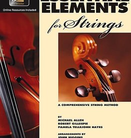 Hal Leonard Hal Leonard Essential Elements for Strings – Cello Book 1