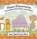 Piano Discoveries Off-Staff Starter Book