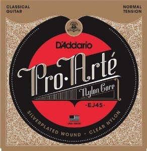 D'Addario D'Addario Pro-Arte Classical Guitar Strings Normal Tension