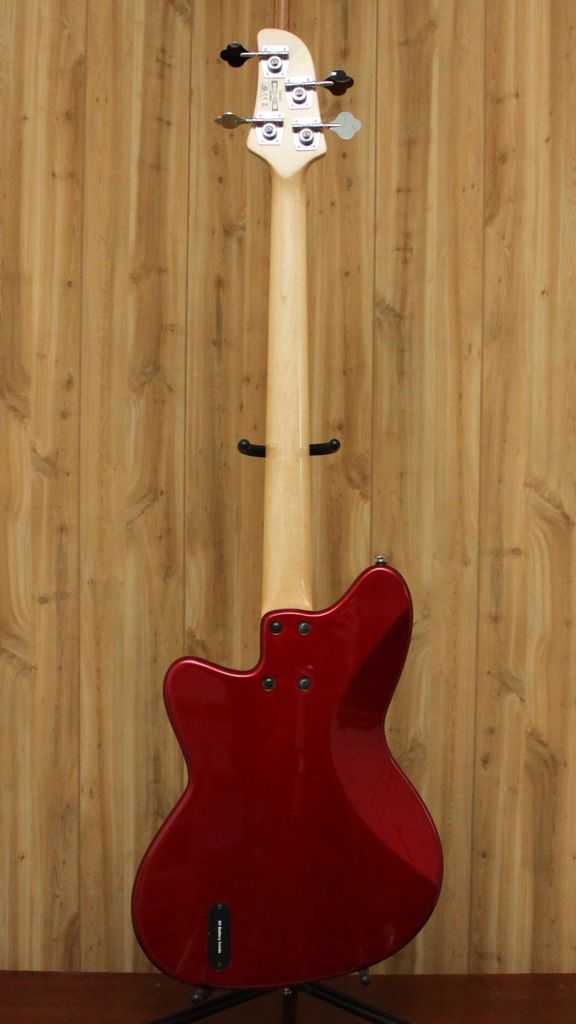 Ibanez Ibanez Talman 4-String Electric Bass in Candy Apple