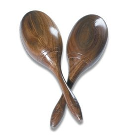 Trophy Hard Wood Maracas