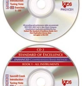 Standard Of Excellence Book 1 All Instruments Enhancer Kit