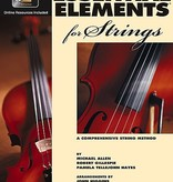 Hal Leonard Hal Leonard Essential Elements for Strings - Viola – Book 1
