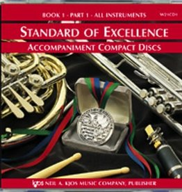 Standard of Excellence Book 1, CD 1