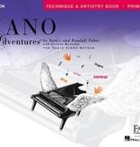 Hal Leonard Hal Leonard Faber Piano Adventures Primer Level - Technique & Artistry Book
