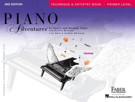 Hal Leonard Hal Leonard Faber Piano Adventures Primer Level - Technique & Artistry Book