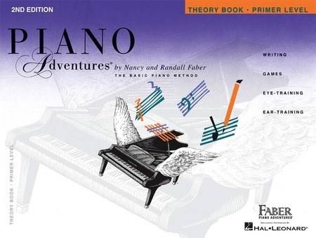 Hal Leonard Hal Leonard Faber Piano Adventures Primer Level - Theory Book
