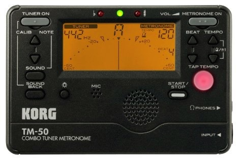 Korg Korg Combo Tuner Metronome