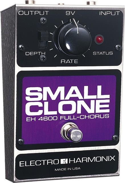 Electro Harmonix Electro Harmonix Small Clone Analog Chorus Pedal