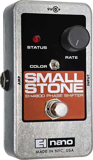 Electro Harmonix Electro Harmonix Small Stone Phase Shifter Pedal