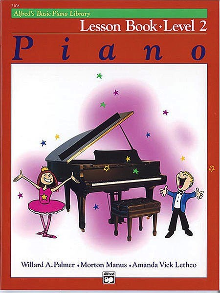 Alfred Publishing Alfred's Basic Piano Course - Lesson Book: Level 2