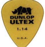 Dunlop Dunlop Ultex Standard 1.14 mm Pick  - 6 Pack