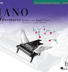 Hal Leonard Hal Leonard Faber Piano Adventures Primer Level - Performance Book
