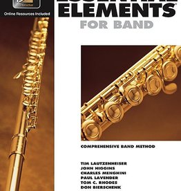 Hal Leonard Hal Leonard Essential Elements for Band: Flute Book 1