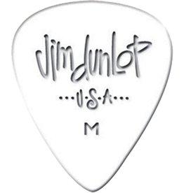 Dunlop Dunlop 12pk Celluloid Picks White Medium