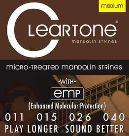 Cleartone Clearton Mandolin Medium Gauge Strings .011-.040