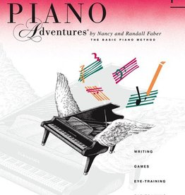 Hal Leonard Hal Leonard Piano Adventures Level 1 - Theory Book
