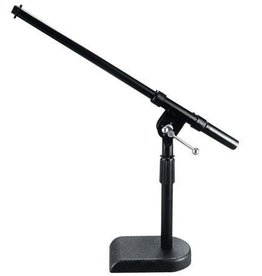 On Stage Bass drum/boom combo Mic Stand