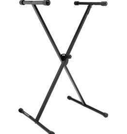 On Stage On Stage - Classic Single X Keyboard Stand