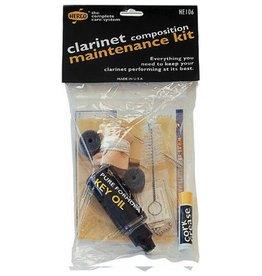 Dunlop Herco Clarinet Maintenance Kit