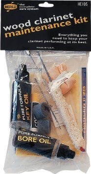Dunlop Wood Clarinet Maintenance Kit