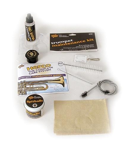 Dunlop Herco Trumpet Maintenance Kit