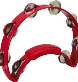 Rhythm Tech Red Tambourine