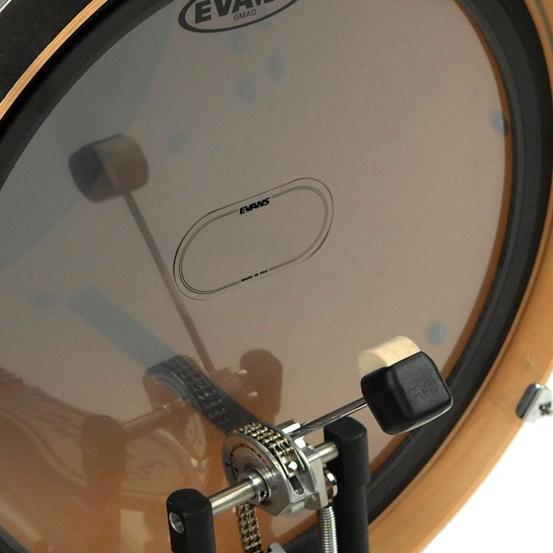 Evans Evans EQ Bass Drumhead Patch