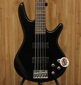 Ibanez Ibanez GIO 5-String Electric Bass — Black