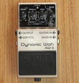 Boss Used-  Boss AW-3 Dynamic Wah