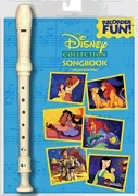 Hal Leonard Hal Leonard The Disney Collection Recorder and Book Pack