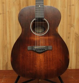 Ibanez Artwood Vintage Grand Concert Acoustic Guitar - Distressed Tobacco Sunburst